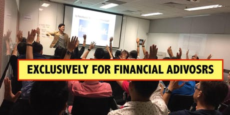 FREE 3-Hour Facebook Marketing Masterclass For Financial Advisers (Malaysia!) tickets