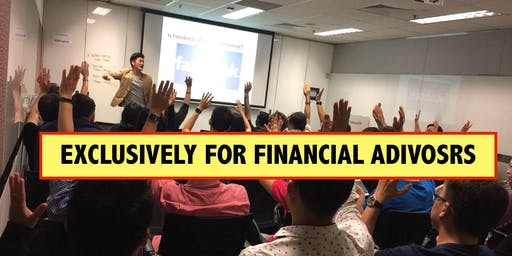 FREE 3-Hour Facebook Marketing Masterclass For Financial Advisers (Malaysia!)