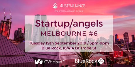 Startup&Angels Melbourne #6 tickets