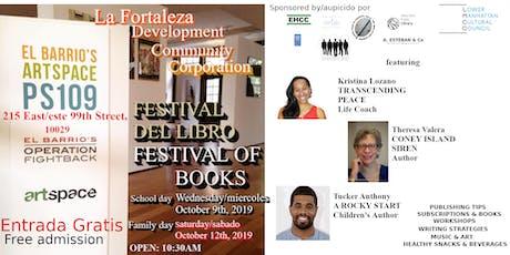 EL FESTIVAL DEL LIBRO/Festival of Books 2019 tickets