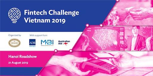 Fintech Challenge Vietnam 2019 - Hanoi Roadshow