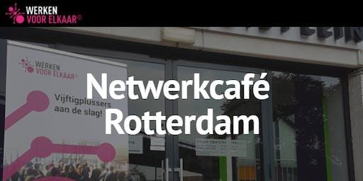 Netwerkcafé Rotterdam: Pak de regie!
