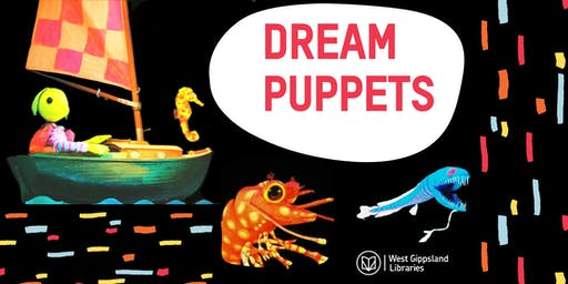 Dream Puppets at Phillip Island Library
