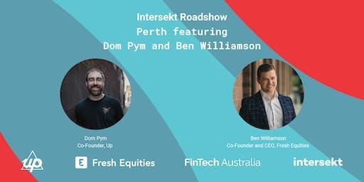 FinTech Australia Intersekt Roadshow Perth