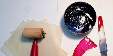 A Taste of Printmaking (3-day class) - APW Summer School tickets