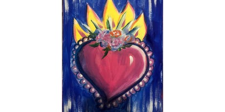 Painting Workshop- Sacred Heart  tickets
