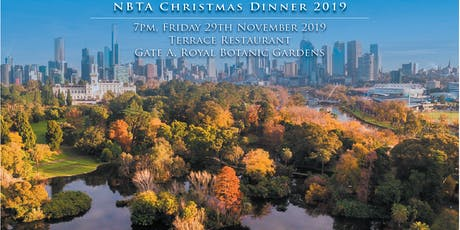 NBTA Christmas Dinner 2019 tickets