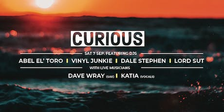 Curious 07.09.2019 tickets