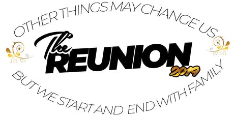 THE REUNION 2019 tickets