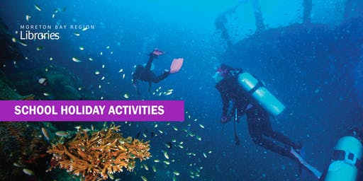 Shipwreck Adventures (6-11 years) - Bribie Island Library