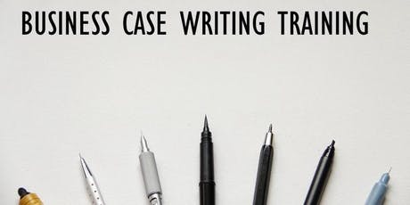 Business Case Writing 1 Day Virtual Live Training in Singapore  tickets