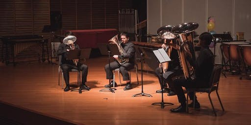 中大大號四重奏X低音銅管知多少  CUHK Tuba Quartet X A Guide to Lower Brass
