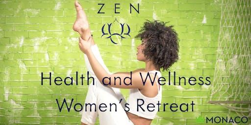 ZEN Health and Wellness Women's Retreat