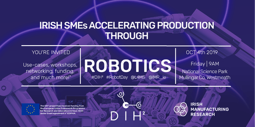 Irish SMEs Accelerating Production Through Robotics