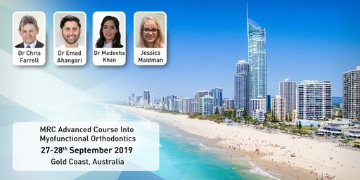 Module 2: Advanced Course into Myofunctional Orthodontics (Gold Coast)