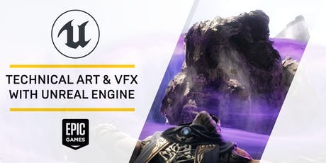 Technical Art and VFX with Unreal Engine: Hobart tickets