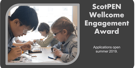 Applying to the ScotPEN Wellcome Engagement Fund tickets