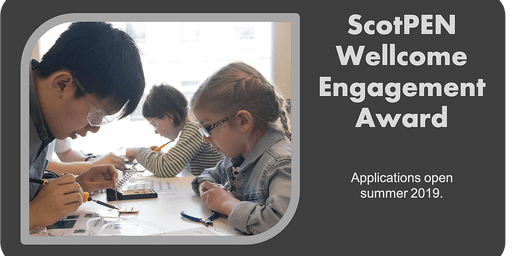 Applying to the ScotPEN Wellcome Engagement Fund