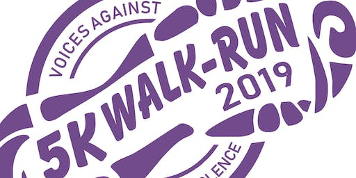 7th Annual 5K Walk/Run Against Domestic Violence