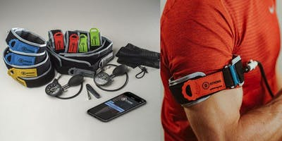 Blood Flow Restriction Training using BStrong