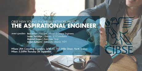 Aspirational Engineer: Inspire to be a business leader tickets