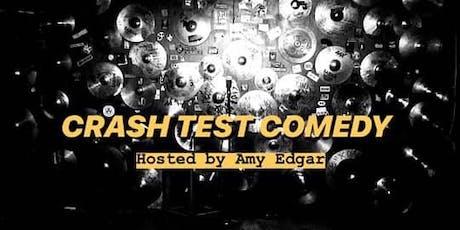 Crash Test Comedy tickets