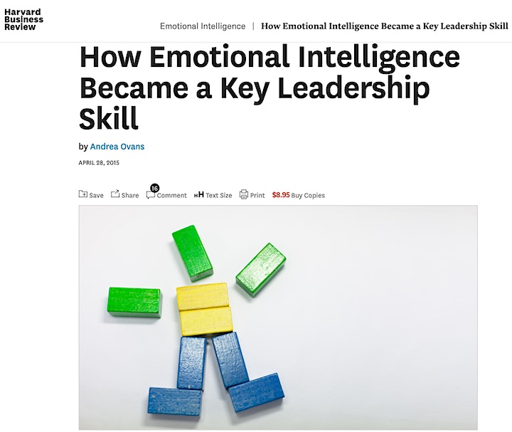 Become a Genos Certified Emotional Intelligence Practitioner - Sep 2021 image