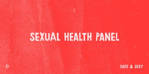 Sexual Health Panel | Safe & Sexy Week