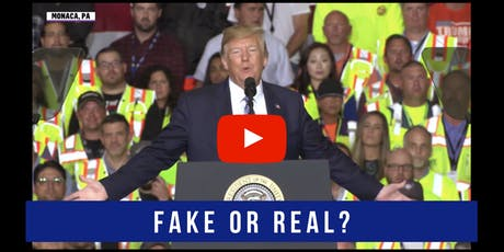 Deepfake — Fake News or Powerful Tool? (Talks & Drinks) tickets
