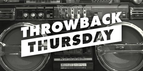 Throwback Thursday @ The Warren City Club tickets