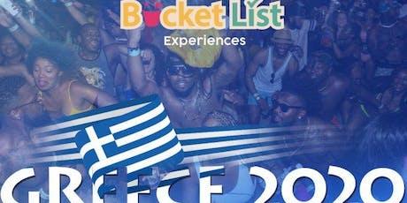 Mocha Fest Greece 2020 tickets