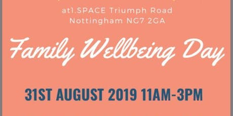 Family Wellness Event at1.SPACE tickets