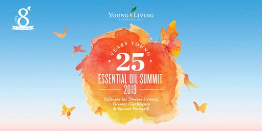 25 Years Young Essential Oil Summit 2019