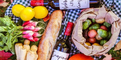 Finding the Perfect Wine & Food Pairing tickets