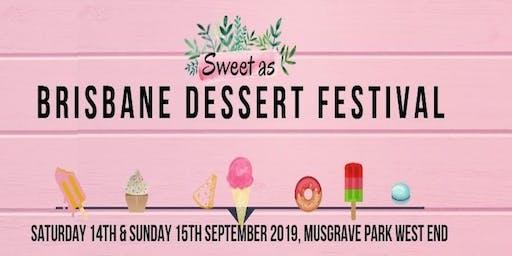 Sweet As - Brisbane Dessert Festival