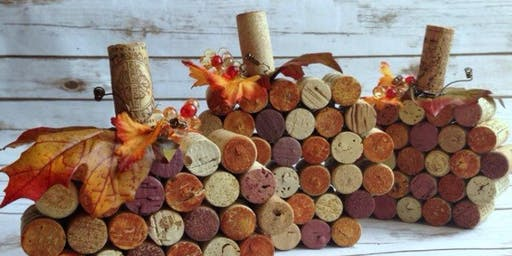 Fall Cork Crafting Party