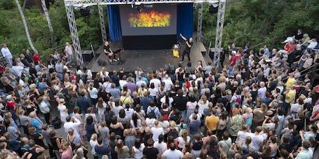 Sing dela Sing XXXII Schöneberger Südgelände Zusatztermin Tickets