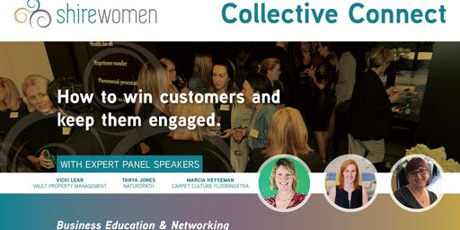 ShireWomen Collective Connect | Networking | Panel Speakers | Education