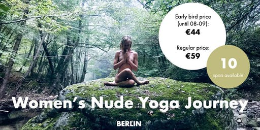 Women's Nude Yoga Journey - Berlin