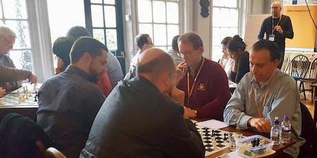 ECU101 School Chess Teacher Training Course - Uppsala tickets