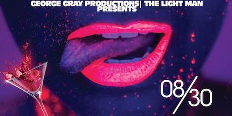 The Link UP Neon Glow In The Dark Affair tickets