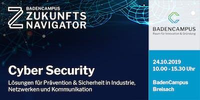 BadenCampus Zukunftsnavigator: Cyber Security