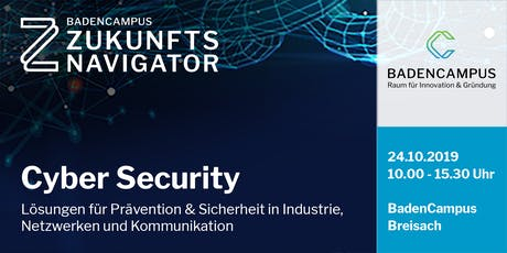 BadenCampus Zukunftsnavigator: Cyber Security billets