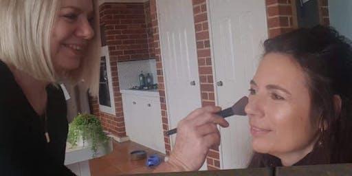 Beginners Hands On Makeup Workshop (Must be over 18)