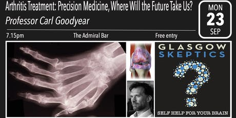 Arthritis Treatment: Precision Medicine, Where Will the Future Take Us? tickets