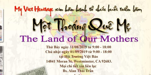 "The Land of Our Mother's "" Một Thoáng Quê Mẹ"""