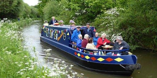DCRT Volunteer Summer Celebration - Boat Trips