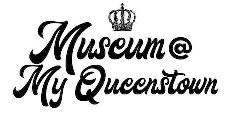 Stories of My Queenstown - Tao Li 我爱女皇镇的情感故事—陶李 tickets