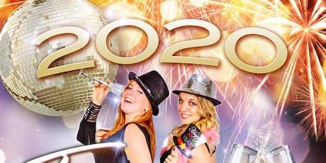 4th Annual FELIZAÑO Latin NYE Bash  2020 tickets