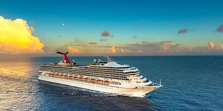 Summer 2020 Cruise tickets